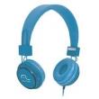 Fone de Ouvido Headphone Fun Haste Ajustável Azul PH089 - Multilaser