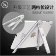 Suporte de celular - suporte titular tablet de 7 fivela de Telefone de prata anel - Hao anel de prata fivela