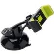 Suporte de celular veicular - Suporte do carro Telefone Locke ROCHA Móvel de 4 adsorção verde suporte