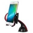 Suporte de celular veicular - Ying Xin carro ar condicionado ventilação suporte de suporte de vermelho