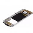 Aro Lateral Carcaça Samsung S6 Edge G925 - Branco