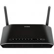 Modem Roteador Wireless N300 ADSL2+ 300Mbps DSL - 2740E D - Link BIVOLT
