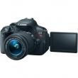 Câmera Canon EOS Rebel T5i Premium KIT BR Com Lente EF - S 18 - 55mm f / 3.5 STM e EF - S 55 - 250mm f / 4 - 5.6 IS II