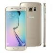 Smartphone Desbloqueado Samsung Galaxy S6 Edge SM - G925I Dourado com Tela de 5.1 ´, Android 5.0, 4G, Câmera 16 MP e 32GB