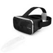 Óculos de Realidade Virtual 3D VR PARK - V3 com Controle Remoto para Smartphones ( Branco )