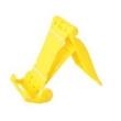 Suporte de celular - Ka Muang titular do telefone dobrável portátil amarelo