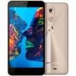 Kit Quantum Muv Dourado + Pelicula + Case - Smartphone Dual Sim 16Gb Octa 2Gb Ram 16Mp Tela Hd 5.5`