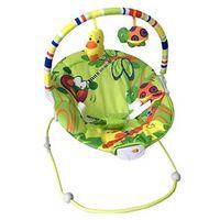 Cadeira de Descanso Vibratória Baby Style Verde Poly - 0 a 11kg