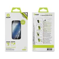 Kit com 2 Películas Protetoras para Samsung Galaxy S4 Mini.