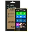 Película para Nokia X / X+ / Dual de Ultra Resistência - Invisível de Alta Definição HD