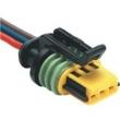 Tc 1031017 Chicote Reparo 3 Vias - Sensor Posição