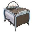 Berço Desmontável Baby Style Plus 663514 - Até 30kg - Listras