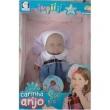 Boneca Carinha de Anjo - Irmã Fabiana - Cotiplás