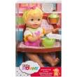 Boneca Little Mommy - Momentos Do Bebê - Docinhos - Mattel