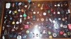 Coleção de chaveiros raros e antigos  +- 60 anos