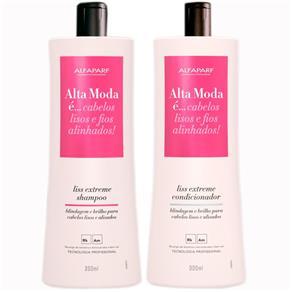 Alta Moda Kit Duo Liss Extreme