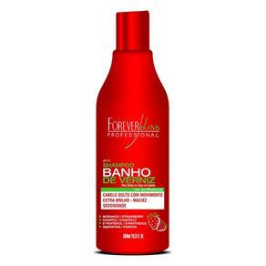 Banho de Verniz Morango Shampoo - 500ml