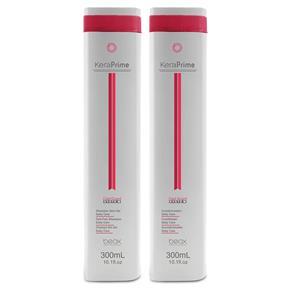 Beox Kit KeraPrime Daily Care Shampoo e Condicionador
