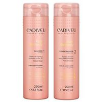 Cadiveu Hair Remedy Duo Kit Shampoo e Condicionador