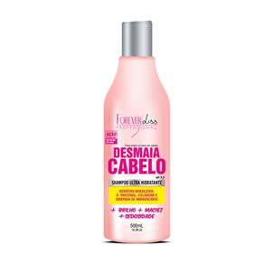 Forever Liss Desmaia Cabelo Shampoo Ultra Hidratante 500ml