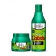 Forever Liss Kit Cresce Cabelo Crescimento Acelerado Shampoo 500ml e Máscara 250g