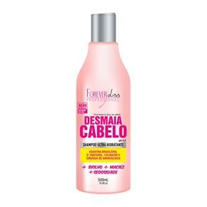 Forever Liss Shampoo Ultra Hidratante Desmaia Cabelo Ação Instântanea 500ml