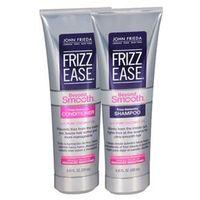 Frizz Ease Beyond Smooth Frizz Immunity John Frieda - Shampoo + Condicionador Kit