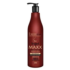 Ingel Maxx Progressiva Step 1 Forever Liss - Shampoo de Limpeza Profunda 1L