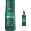 Kit anti queda Shampoo ? 300 ML + Fortalecedor - 60 ml Alumã e extratos Vegetais