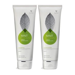 Kit Duo ( Shampoo + Conditioner Mint Clean - 250ml )