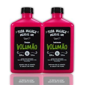 Lola Volumão Kit Shampoo e Condicionador - 2X230ml