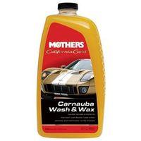 Shampoo C / Carnaúba Mothers Califórnia Gold Wash And Wax 1,89L