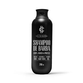 Shampoo de Barba Cia da Barba 200ml