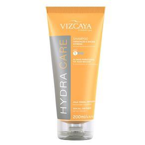 Shampoo Hydra Care Vizcaya - Shampoo Hidratante - 200ml