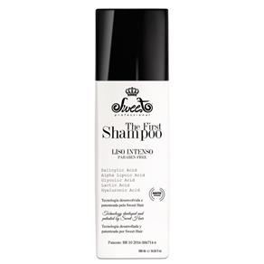 Sweet Professional Shampoo Alisante The First - O Primeiro Que Alisa - 900ml