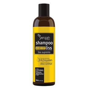 Yenzah Whey Fit Liss Supremo - Shampoo Alisante 365Ml