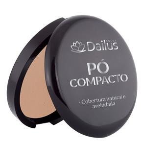 Pó Compacto Dailus - Pó Compacto