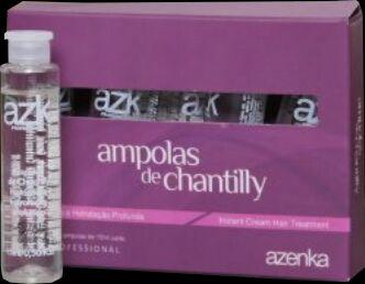 Ampolas de chantily - Ampolas mágicas