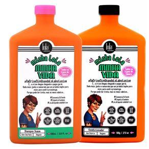 Lola Minha Lola Minha Vida Kit Shampoo + Condicionador - 2X 500ml