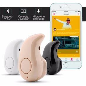 Mini Fone De Ouvido S530 V4.0 Sem Fio Bluetooth S530