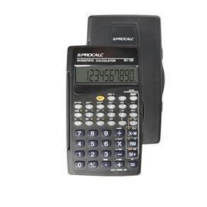 Calculadora Cientifica Procalc Sc128 10 Digitos 56 Funções