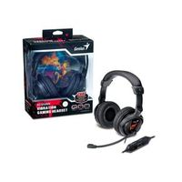 Headset Gx Gaming Genius Hs - G500V Gamer Com Funcao Vibracao Usb