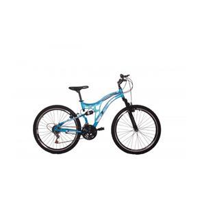 Bicicleta Aro 26 18v Dupla Suspensao Elleven Raptor