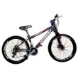 Bicicleta aro 26 Cannon Avalanche Freio a Disco 21 Marchas preto