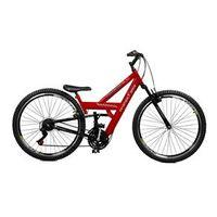 Bicicleta Aro 26 Master Bike Masc Kanguru Style Rebaixada 21m a 36 Vm / Pt