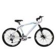 Bicicleta Cannon Aro 26 MTB 27 Marchas Kit Shimano Freio a Disco - Savage branco