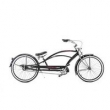 BICICLETA CHOPPER TWO DOGS MUSTANG NX3 preto