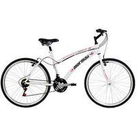 Bicicleta Mormaii Aro 26` Alum. Sunset Way Plus 21V Branca - 2011818