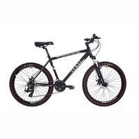 Bicicleta MTB SENSE Extreme 26x16 Kit Shimano Preto Cinza cinza