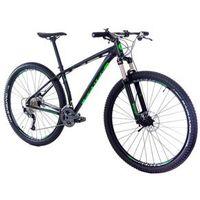 Bicicleta MTB SENSE IMPACT PRO 29x15 Shimano Alívio M4050 27 v Freio Hidráulico verde